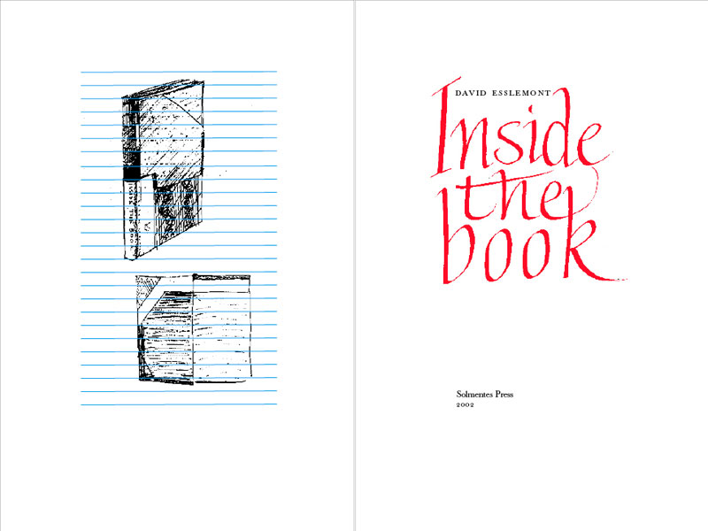 Inside the Book pp 4-5